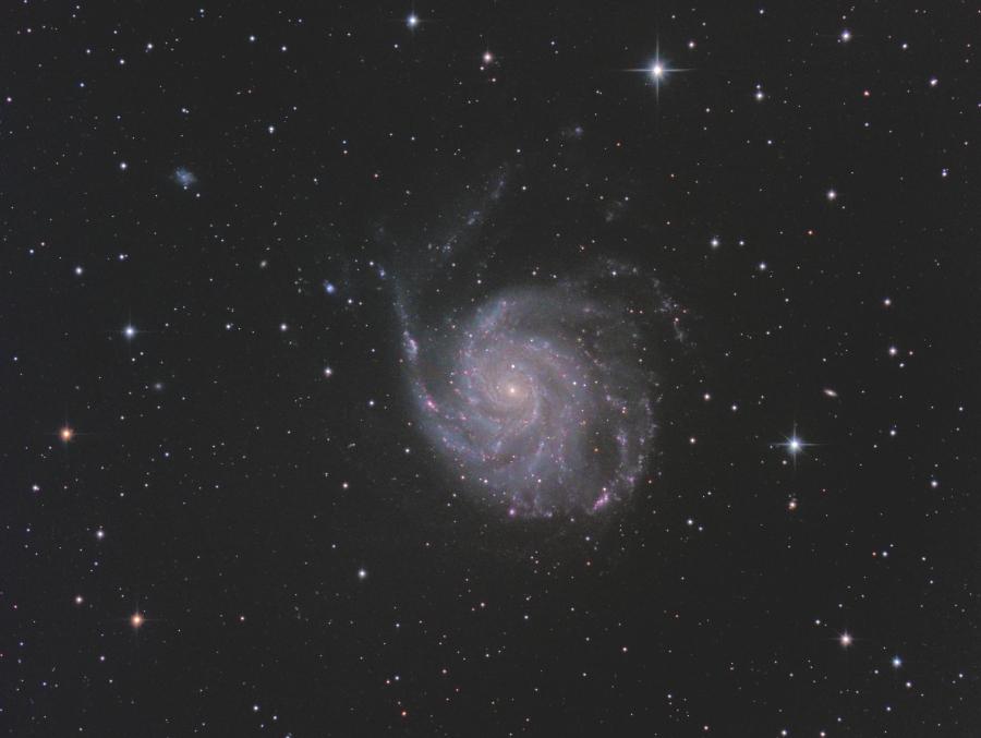 M101(QHY9)